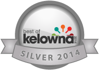 Best of Kelowna Silver 2014