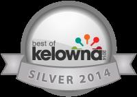 Best of Kelowna Silver 2014