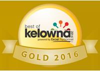 Best of Kelowna Winner Gold 2016